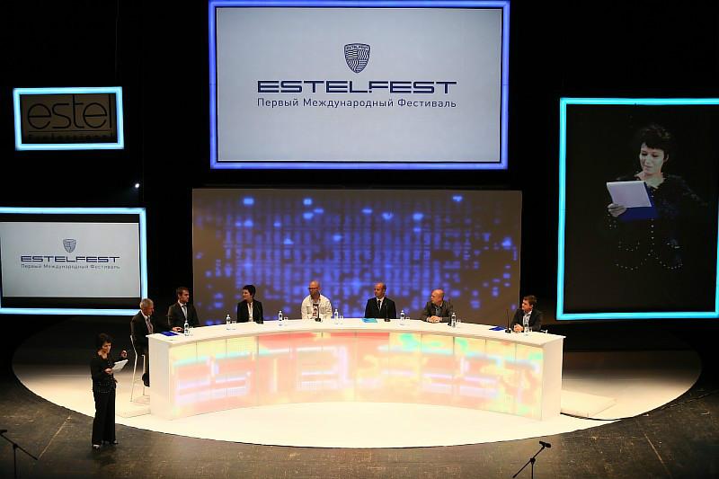 I международный фестиваль estelfest 2012